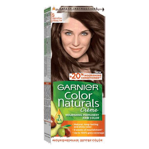 Color Naturals 5 Châtain Clair