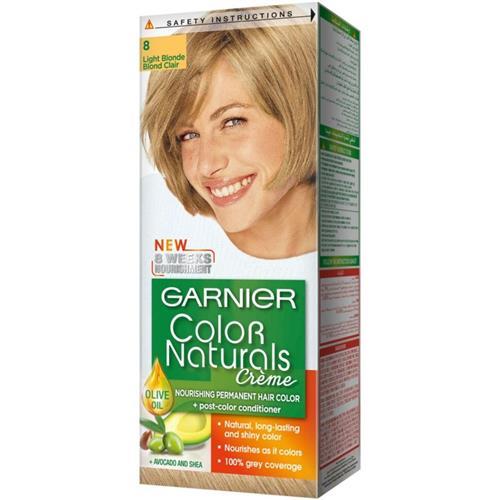 Color Naturals 8 Blond Clair