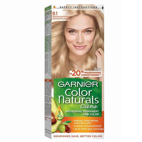 Color Naturals 9.1 Blond très Clair Cendré