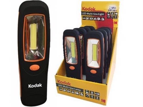 Torche LED Kodak 3W Multiuse LIGHT 220 LM