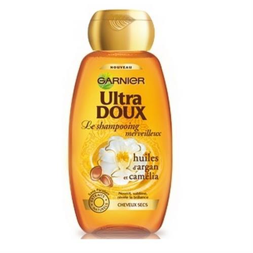 Ultra Doux SHP Merveilleux huile D'Argan Camélia 200ml