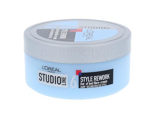 L'Oréal Paris Studio Line Pure Wet Gel Coiffant Effet Mouillé 24H Fixation Forte