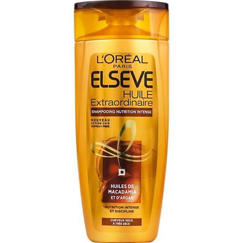 SHP Elsève Huile Extraordinaire cheveux secs 400ml