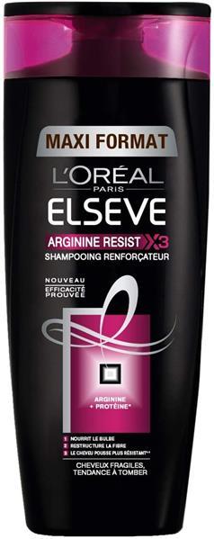 SHP Elsève Arginine Resist 400ml