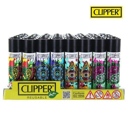 Briquet Clipper *48
