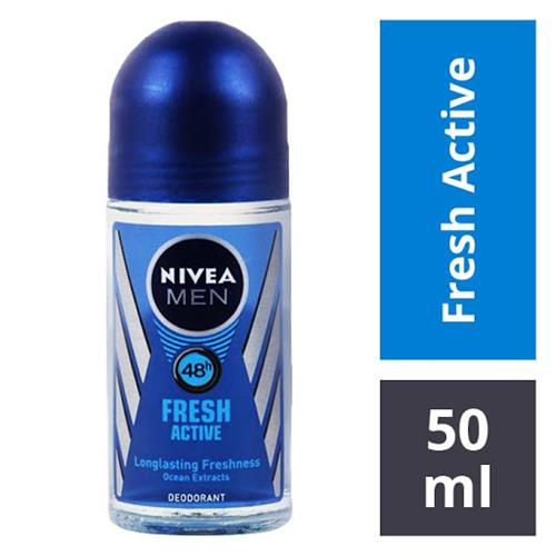 Nivea Bille Homme Fresh Active 50ml