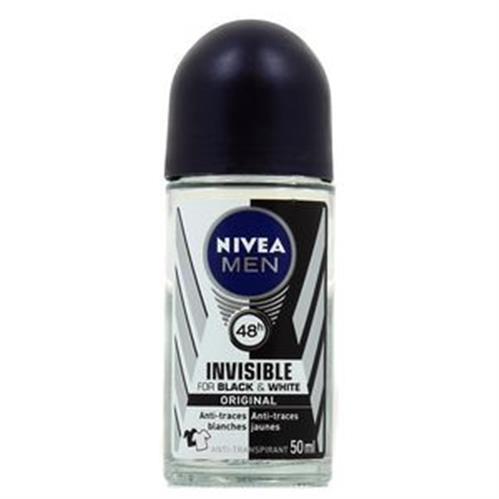 Nivea Bille Homme Invisible Black & White 50ml