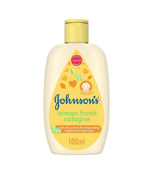 Johnson Baby Cologne Citron Frais 100ml