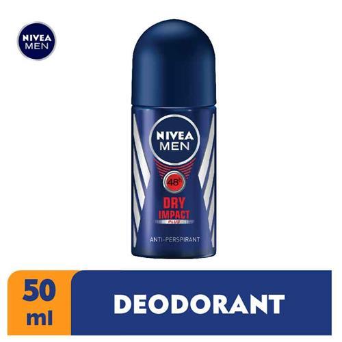 Nivea Bille Homme Dry Impacte 50ml