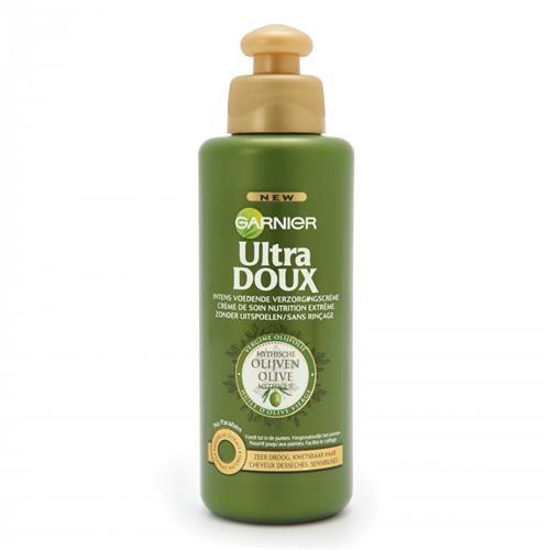 Ultra Doux Crème Soin Sans Rinçage Olive Mythique 200ml