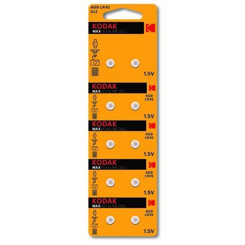 Kodak AG9 / LR45 / 392 B10