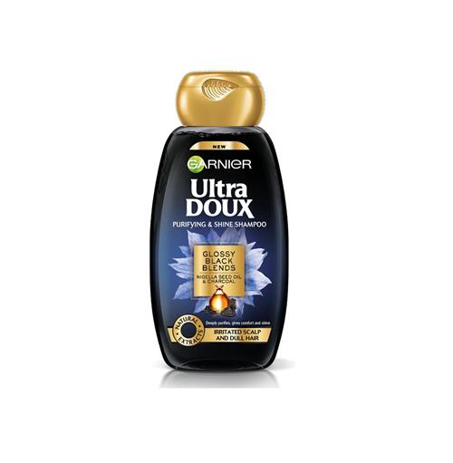 Ultra Doux SHP Charbon Noir et Huile de Nigelle 200ml