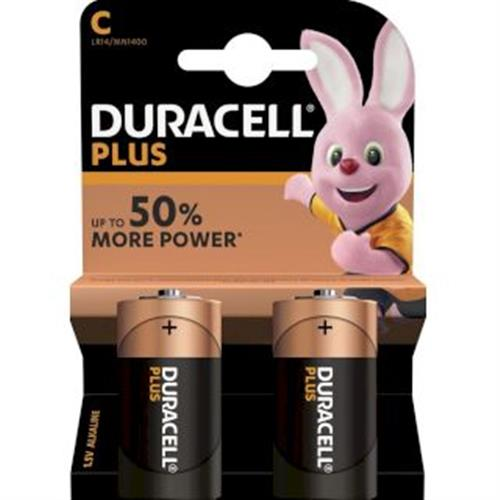 Duracell R14 Plus Power