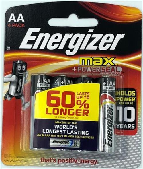 Energizer AA4