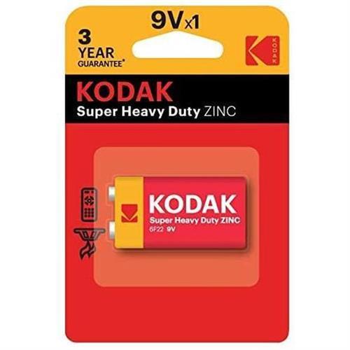 Kodak Extra Heavy Duty 9V