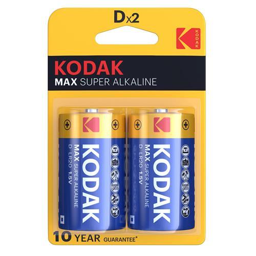 Kodak LR20 Alkaline