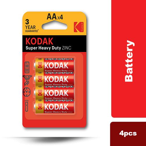 Kodak R06 Extra Heavy Duty